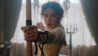 Il trailer di Enola Holmes, la sorella di Sherlock è Millie Bobbie Brown di Stranger Things