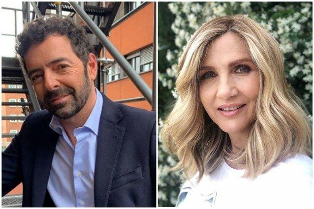 Alberto Matano contro Lorella Cuccarini: maschilismo? Ha inventato tutto
