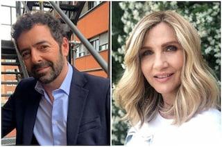 """Alberto Matano sulle accuse di Lorella Cuccarini: """"Ero incredulo, credo sia stato uno sfogo"""""""