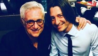 Franco Oppini a C'è tempo per, il figlio Francesco andrà al Grande Fratello Vip