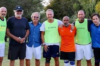 """Paolo Bonolis e il figlio Davide negativi al Covid-19: """"Hanno fatto i tamponi, stanno bene"""""""