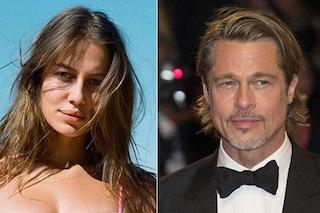 """Brad Pitt trova l'amore con Nicole Poturalski: """"Lei è identica ad Angelina Jolie"""""""