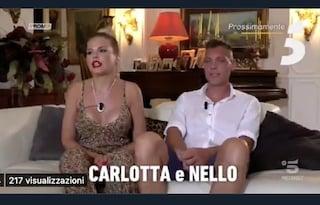 Carlotta Dell'Isola e Nello Sorrentino a Temptation Island 2020