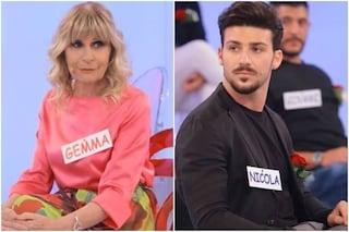 Uomini e Donne, si riparte con il confronto in studio tra Gemma Galgani e Nicola Vivarelli