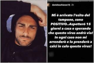 """Daniele Schiavon positivo al Coronavirus: """"Mi è crollato il mondo addosso, ma ora sto bene"""""""