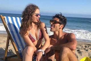 """Tenerezze tra Elle e Marco di The kissing booth 2: """"Non riesco a immaginare la mia vita senza di te"""""""