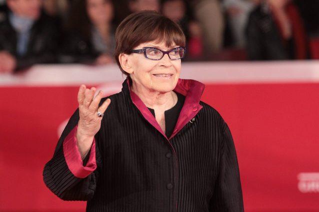 Franca Valeri (foto d'archivio Lapresse)
