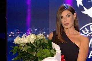 """Ilaria D'Amico commossa dice addio a Sky Sport: """"Finisco ma non vi lascio, ci rivediamo"""""""
