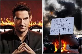 """Lucifer 6 parlerà del movimento 'Black Lives Matter': """"È una storia che ci riguarda da vicino"""""""