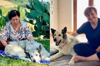 """Nuvola, il cane di Benedetta Rossi, era malato da tempo: """"Proviamo a curarlo con l'osteopata"""""""
