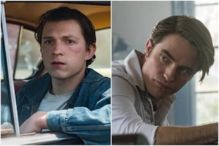 Le strade del male, il trailer del film Netflix con Tom Holland e un cattivissimo Robert Pattinson