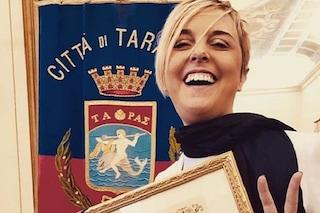 """Reparto Nadia Toffa di Taranto, donato macchinario per sanificazione. Mamma Margherita: """"Commossa"""""""