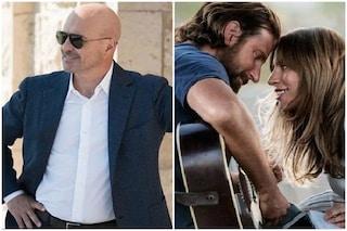 """Il commissario Montalbano batte anche Bradley Cooper e Lady Gaga in """"A Star is born"""""""