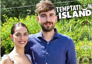 Salvo Santarsieroe Francesca Merra a Temptation Island 2020