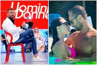 """Enzo Capo abbandona Uomini e Donne per tornare dalla ex fidanzata: """"Certi addii non sono per sempre"""""""