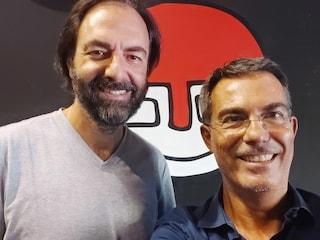 Neri Marcorè sarà a diMartedì accanto a Giovanni Floris, l'annuncio di Andrea Salerno