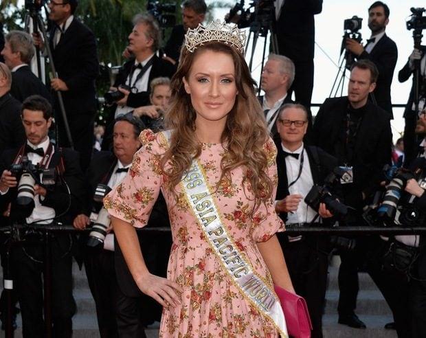 Diana Starkova, Miss Europa 2016