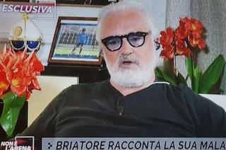 """Flavio Briatore: """"Sardegna bersagliata per il Covid, i radical chic di Capalbio lasciati in pace"""""""