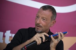 """Amadeus: """"Senza pubblico Sanremo 2021 non si farà, il distanziamento è impensabile"""""""