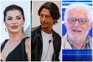 """Franco Oppini contro Alba Parietti: """"Al GF Vip hai offuscato Francesco, fai più la madre"""""""