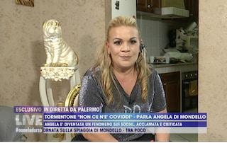"""Angela da Mondello non va dalla D'Urso: """"Barbara, ho un problema con la giustizia"""""""