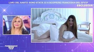 Franceska Pepe ha recitato in The Lady di Lory Del Santo: ecco il video