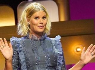 """Sofie Linde si confessa in diretta tv: """"Ho subito molestie, uomini e donne non sono uguali"""""""