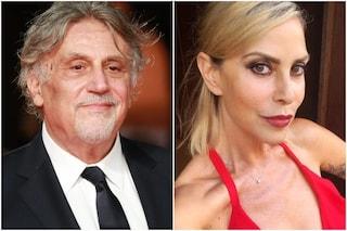 """Stefania Orlando al GF Vip, l'ex marito Andrea Roncato: """"Nessun confronto in tv, non la guarderò"""""""