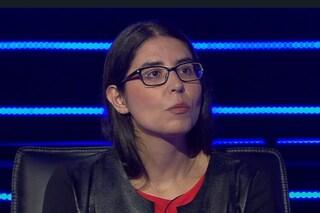 Chi è Antonella Alemanni, concorrente di Chi vuol essere milionario: single e fan di Gerry Scotti