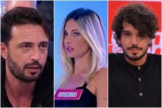 """UeD, Lucrezia Comanducci tra Armando Incarnato e Gianluca De Matteis, il tronista: """"Devi scegliere"""""""