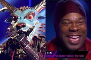 Il Cantante Mascherato USA, è Busta Rhymes il primo cantante svelato sotto la maschera del Dragone