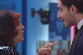 """Patrizia De Blanck attacca Tommaso Zorzi, lite al GF Vip: """"Non sono una nobile decaduta, stron**"""""""