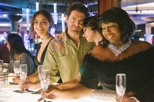 Desirée Popper in una scena del film Divorzio a Las Vegas