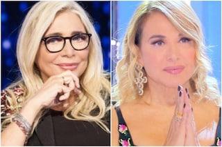 """Mara Venier e la frecciatina a Barbara d'Urso: """"A Domenica In avremo un'esclusiva"""""""