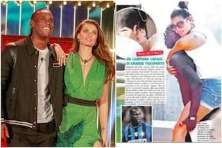"""""""Innamorata di Mario Balotelli, sono in Italia per lui"""": questo lega Dayane Mello a Enock Barwuah"""