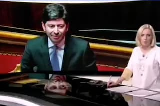 """""""Il Ministro della Speranza, Salute"""", la gaffe di Susanna Lemma del Tg1"""