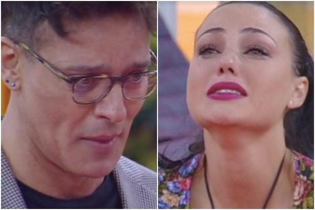 Gabriel Garko fa coming out al GF Vip 2020 in lacrime: Con Adua Del Vesco  una favola falsa