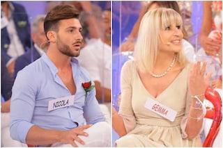 """Nicola Vivarelli: """"Ho 26 anni e sono stato rifiutato da una donna di 70"""", Gemma lo allontana"""