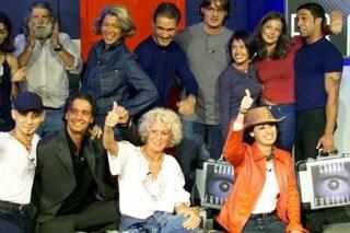 Il Grande Fratello 20 anni dopo, celebrazione a Live -  Non è la d'Urso con il cast riunito