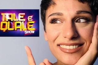 Chi è Giulia Sol, concorrente di Tale e Quale Show, cantante e attrice
