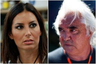 """Elisabetta Gregoraci a Flavio Briatore: """"Ho sempre lavorato, anche quando ero sua moglie"""""""