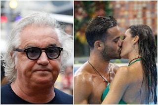 """Elisabetta Gregoraci a Pierpaolo dopo il bacio: """"Ti fischiano le orecchie? Sarà il mio ex marito"""""""