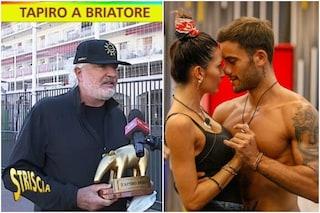 """Chiedono a Flavio Briatore di Elisabetta Gregoraci al GF Vip, lui replica gelido: """"Non m'interessa"""""""
