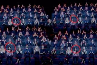 """Circa 30 persone nel pubblico di Ballando con le stelle, spiegati i 'doppioni': """"Un effetto grafico"""""""