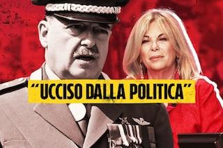 """Il Generale dalla Chiesa moriva 38 anni fa, Rita: """"Ucciso per un accordo Stato-mafia, non perdono"""""""