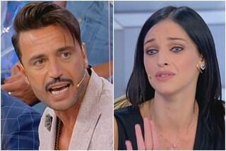 """Armando litiga con Jessica Antonini: """"Arrogante e presuntuosa"""", """"Stai zitto, sei fastidioso"""""""