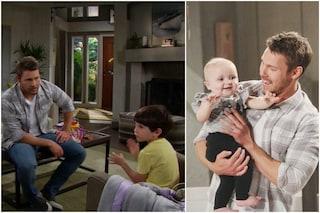 Anticipazioni Beautiful 20 - 26 settembre: Douglas dice a Liam che Phoebe è Beth