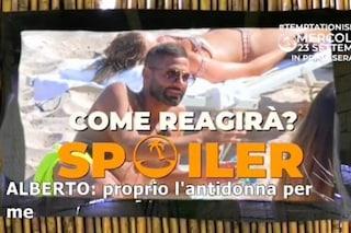 """Anticipazioni Temptation Island, Alberto: """"Speranza per me è l'antidonna"""", ma sta con lei da 16 anni"""