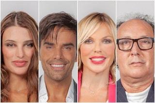 Grande Fratello Vip 2020, terza puntata: nominati Morra, Brandi, Franceska Pepe e Fulvio Abbate