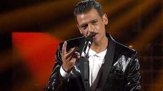 Tale e Quale show vince gli ascolti tv, Pago trionfa con Gabbani e rompe con il gossip